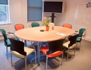 Meeting & training rooms
