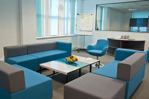 Babble Research Training & Meeting rooms facility, Solihull, West Midlands